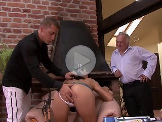 FLASH !!! Birthday surprise for wife turns out to be a cuckolding date with a hot neighbor
